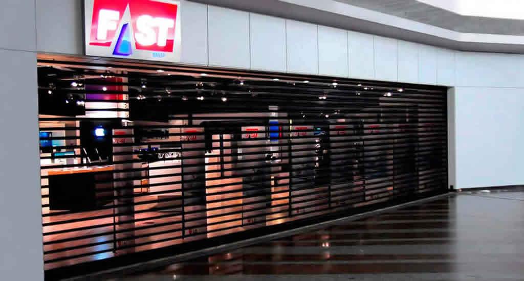 Porta de Enrolar Comercial Guaruportas